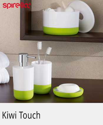 Kollektion Kiwi Touch by Spirella Shop