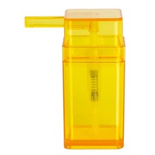 Cubo Clear-Yellow
