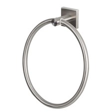 Nyo-Steel Brushed Handtuchring