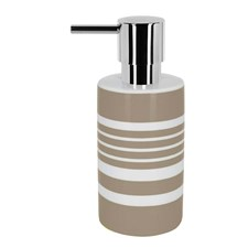 Tube-Stripes Taupe