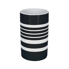 Tube-Stripes Black