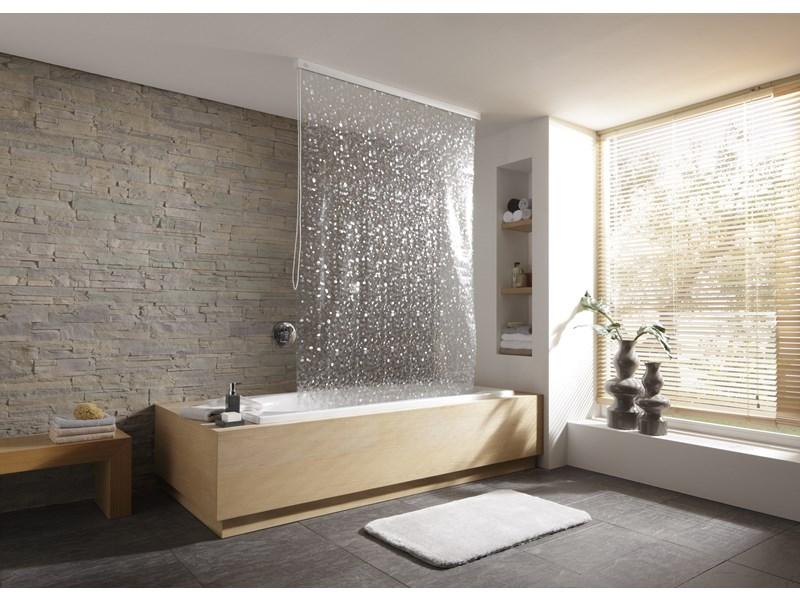zubeh r f r kleine wolke duschrollo vorhang duschrollo vorhang badezimmer. Black Bedroom Furniture Sets. Home Design Ideas
