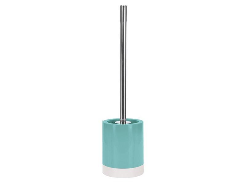 kleine wolke wc b rstengarnitur accessoires salbeigr n double badezimmer. Black Bedroom Furniture Sets. Home Design Ideas