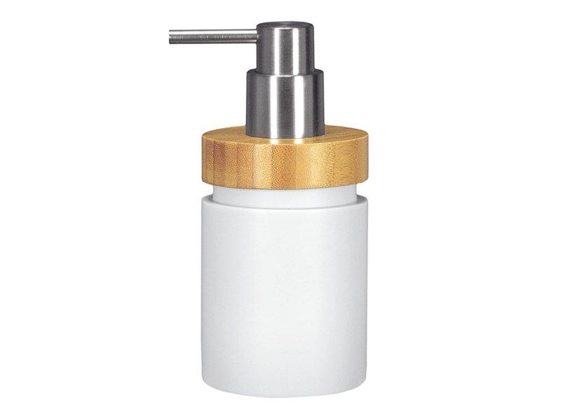 kleine wolke seifendispenser accessoires weiss seifeausgabeform seife h he 152 mm vento. Black Bedroom Furniture Sets. Home Design Ideas