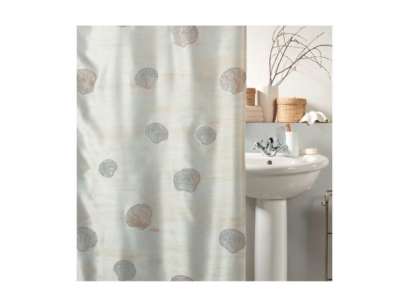 spirella duschvorhang atlantis champagne spirella. Black Bedroom Furniture Sets. Home Design Ideas