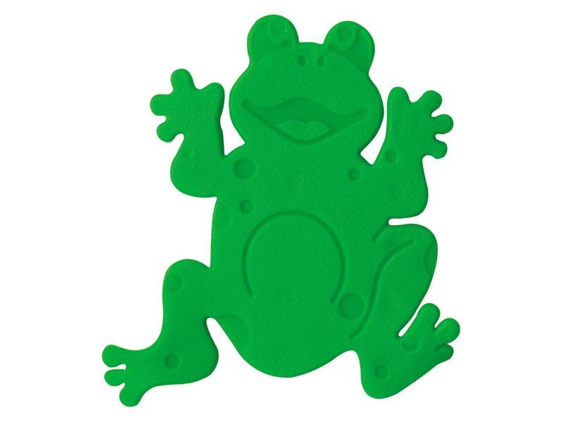 spirella wanneneinlage frogtime green set mit 6 st ck 11 x 12 cm gr n badezimmer. Black Bedroom Furniture Sets. Home Design Ideas