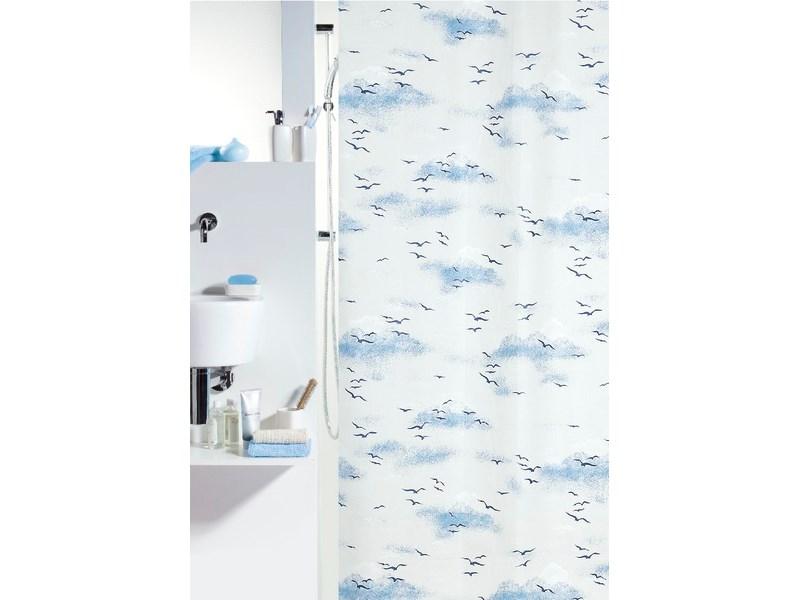 spirella duschvorhang annick sorrento plastik 120 x 200. Black Bedroom Furniture Sets. Home Design Ideas
