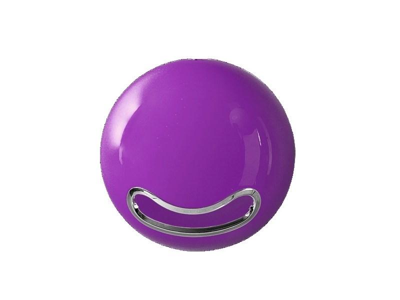 spirella wc papierhalter bowl purple violett bowl badezimmer. Black Bedroom Furniture Sets. Home Design Ideas