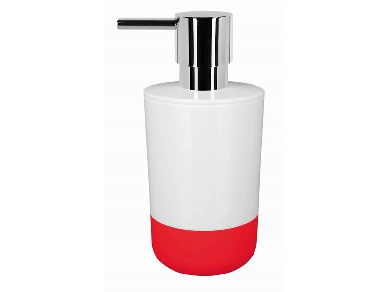 zubeh r f r spirella seifendispenser moji red rot seifeausgabeform seife h he 165 mm moji. Black Bedroom Furniture Sets. Home Design Ideas